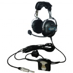 ANR ground support headset