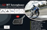 G3 bluetooth helmet intercom interphone
