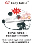 G7 Easy Talkie BT intercom